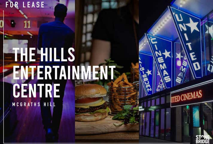 The Hills Entertainment Centre, McGraths Hill , Cnr Groves Avenue McGraths Hill NSW 2756 - Image 1