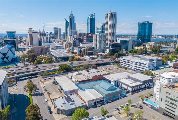 Proposed Lot 69 Coolgardie Street, West Perth, WA 6005