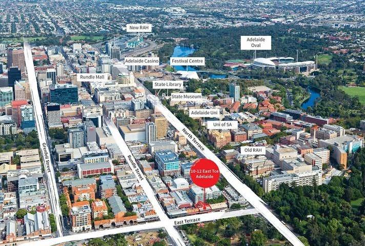 10-12 East Terrace, Adelaide, SA 5000
