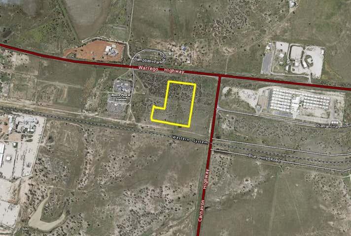 Lot 4 Warrego & Canarvon Highways Roma QLD 4455 - Image 1