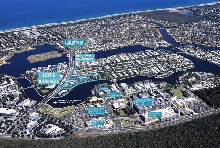 Lots 919-921 Oceanside Health Hub Birtinya QLD 4575 - Image 1