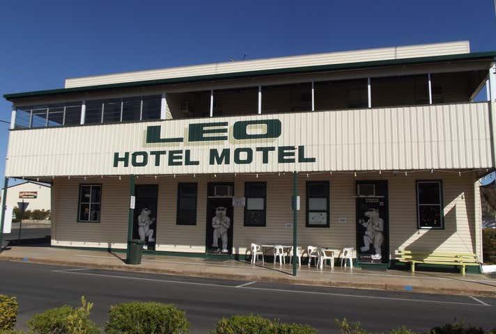Leo Hotel Motel , 16 Capella Street Clermont QLD 4721 - Image 1