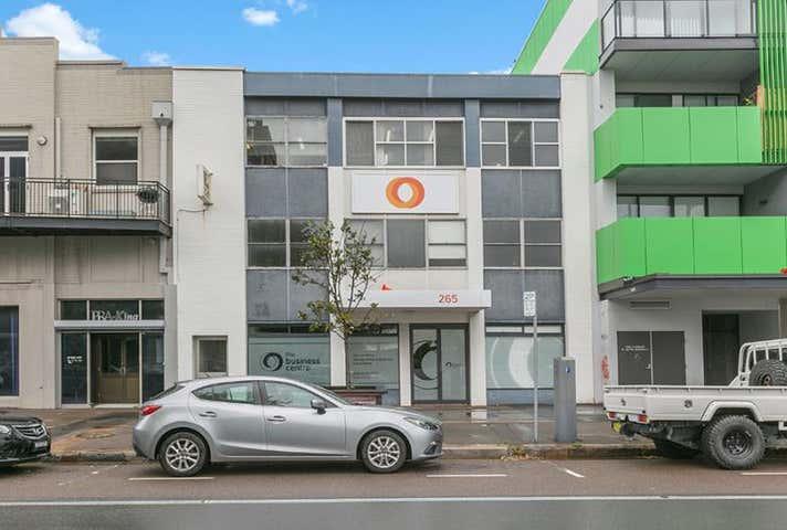 Rent solar panels at 265 King Street Newcastle, NSW 2300