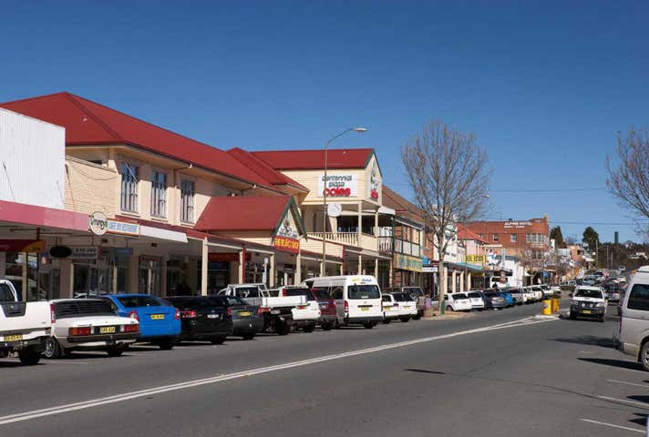 Centennial Plaza, Level 1, 114 Sharp Street Cooma NSW 2630 - Image 1