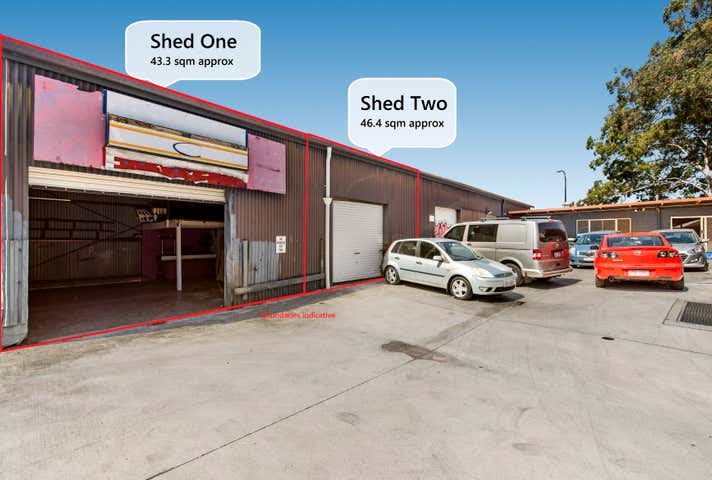 Shed 2, 46-50 Hospital Road Nambour QLD 4560 - Image 1
