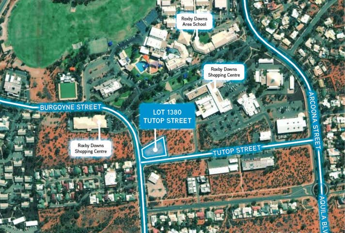 Lot 1380 Tutop Street Roxby Downs SA 5725 - Image 1