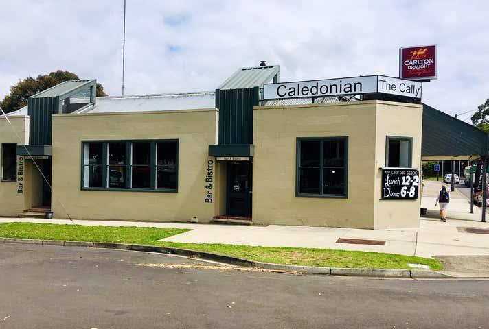 Caledonian Hotel Motel, 153 Thompson Street, Hamilton, Vic 3300