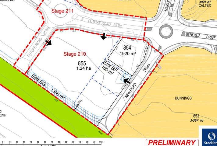 Lot 854 Market Street Burdell QLD 4818 - Image 1