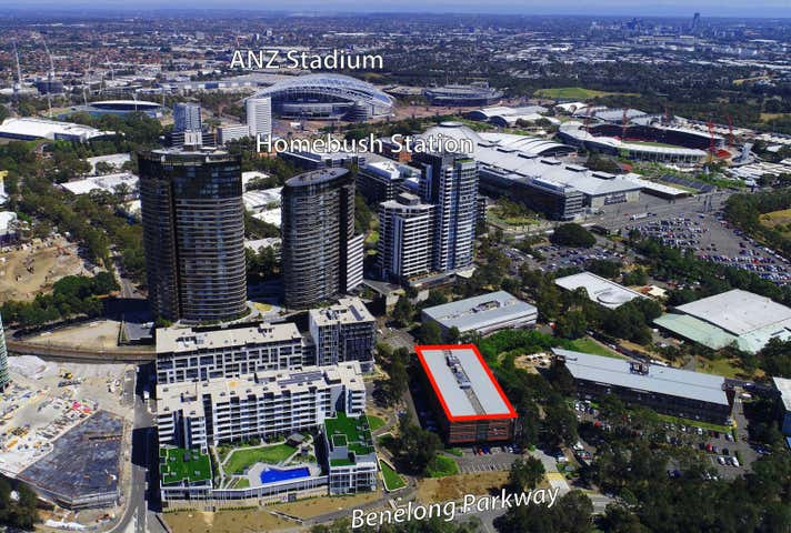 Quad 3 102 Bennelong Parkway Sydney Olympic Park NSW 2127