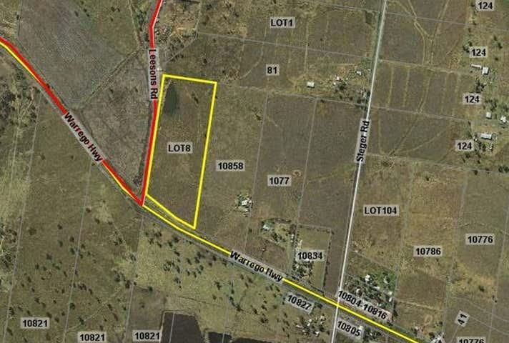 Lot 8, 10858 Warrego Highway Charlton QLD 4350 - Image 1