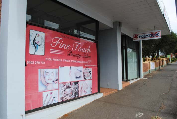 108 Russell Street(LE) - Tenancy 2 Toowoomba City QLD 4350 - Image 1
