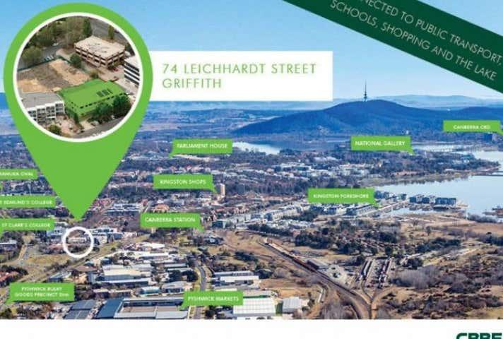 74 Leichhardt Street Griffith ACT 2603 - Image 1