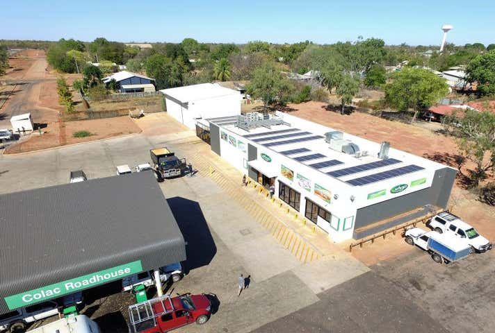 BP COLAC SERVICE STATION, 378 LOCH Derby WA 6728 - Image 1
