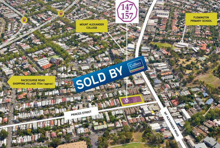 147-157 Princes Street Flemington VIC 3031 - Image 1