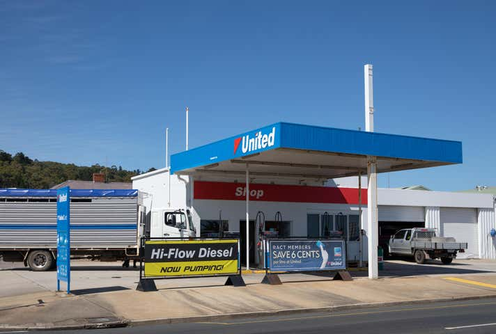 United Petroleum, 33 Main Road Wivenhoe TAS 7320 - Image 1