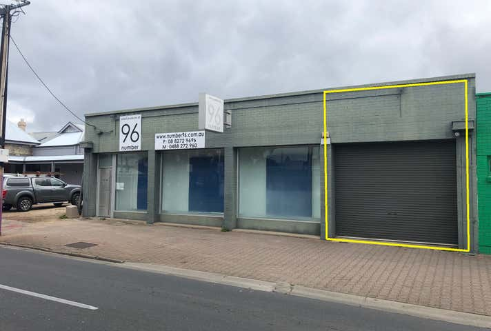 Rear Workshop, 96 Goodwood Road Goodwood SA 5034 - Image 1