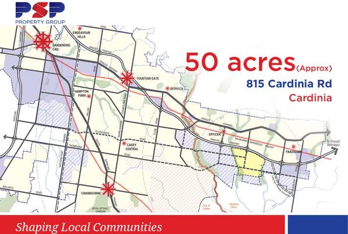 815 Cardinia Road, Cardinia, Vic 3978