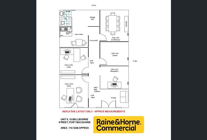(L) Unit 9, 10 Bellbowrie Street, Bellbowire business park Port Macquarie NSW 2444 - Image 1