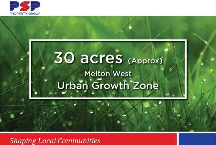 Melton West VIC 3337 - Image 1
