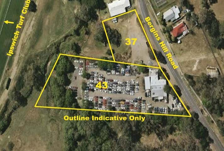 37 & 43 Bergins Hill Road Bundamba QLD 4304 - Image 1