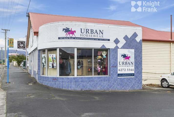 Ground  Shop, 287 Main Road Glenorchy TAS 7010 - Image 1