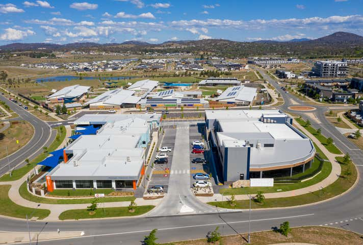 Molonglo Health Hub 110 Woodberry Ave, Coombs, 110 Woodberry Ave, Coombs, ACT 2611