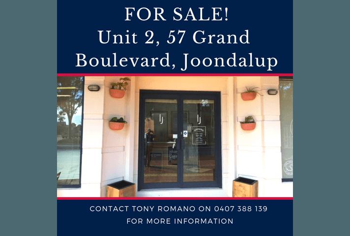 2/57 Grand Boulevard Joondalup WA 6027 - Image 1