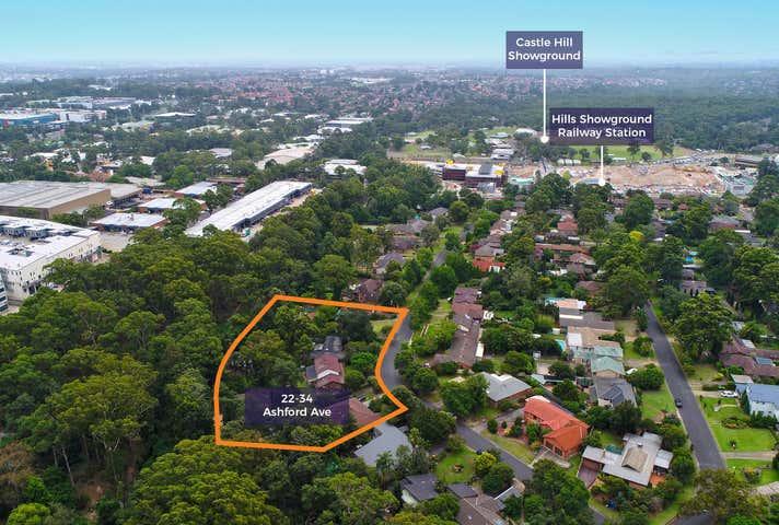22-34 Ashford Avenue, Castle Hill, NSW 2154