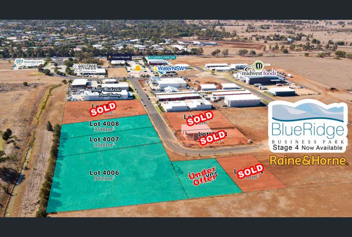 Lots 4001-4008 Asset Way Dubbo NSW 2830 - Image 1