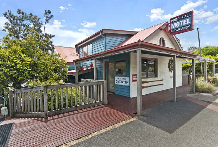 Port O Call Motel, 37 Lord Street Port Campbell VIC 3269 - Image 1