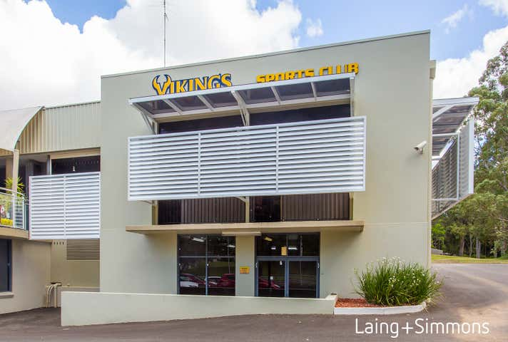 Vikings Club , Shop 3, 35 Quarry Road Dundas NSW 2117 - Image 1