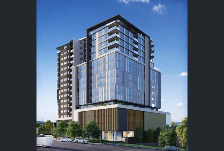 Rent solar panels at Macquarie Tower 4-6 Dudley Road Charlestown, NSW 2290