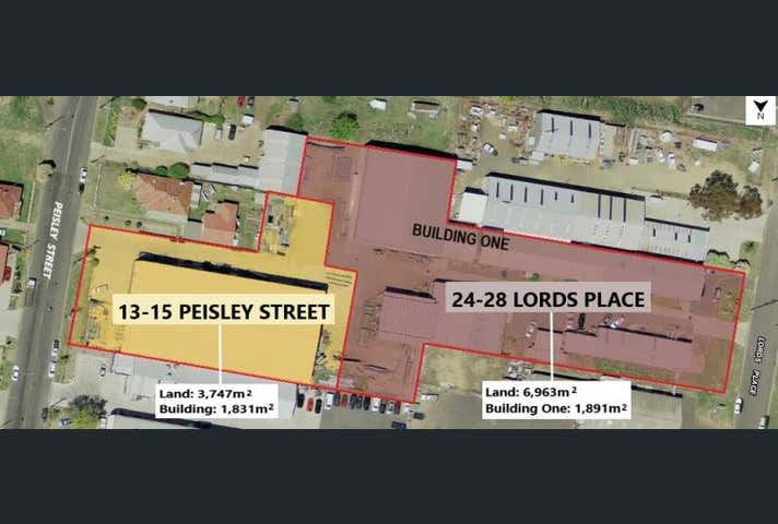 Peisley Street Industrial Complex, 13-15 Peisley Street & 24-28 Lords Place Orange NSW 2800 - Image 1