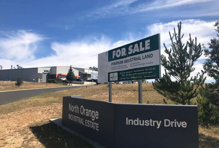 North Orange Industrial Estate, Proposed Lot 34 Industry Drive Orange NSW 2800 - Image 1