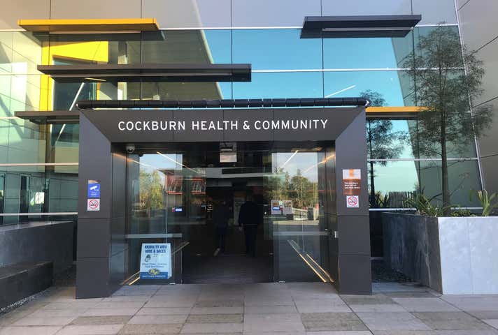 Cockburn Integrated Health and Community Facility, Suite 8, 11 Wentworth Parade Success WA 6164 - Image 1