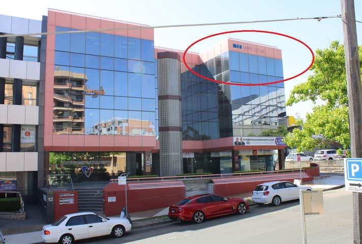 Top floor Suite A, 14 Central Road Miranda NSW 2228 - Image 1