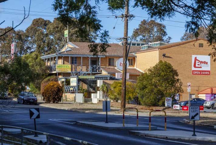 Aussie Settler Motel & Body Basics Gym, 5-9 High Street, Queanbeyan, NSW 2620