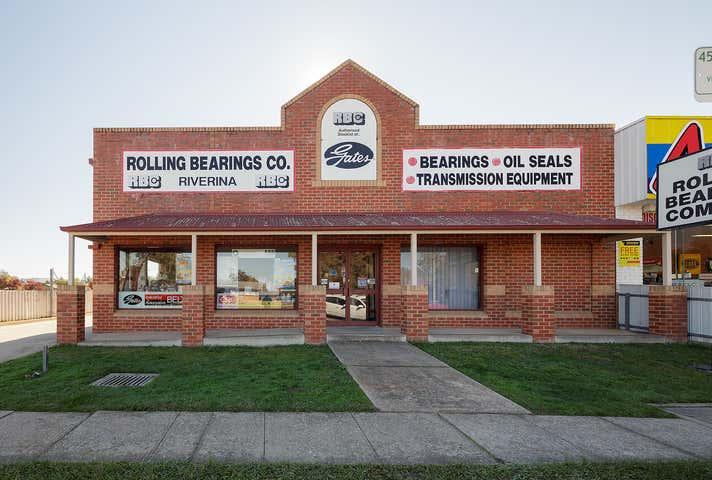 Sold Shop & Retail Property at 447 Wagga Rd, Lavington, NSW 2641