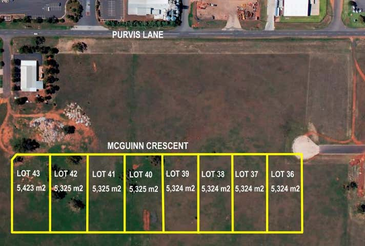 Lot 36 to 43, Lots 36 to 43 McGuinn Crescent Dubbo NSW 2830 - Image 1