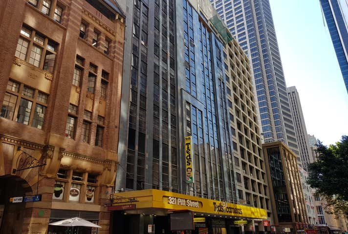 Office property for lease in sydney nsw 2000 pg 9 for 111 elizabeth street floor plan