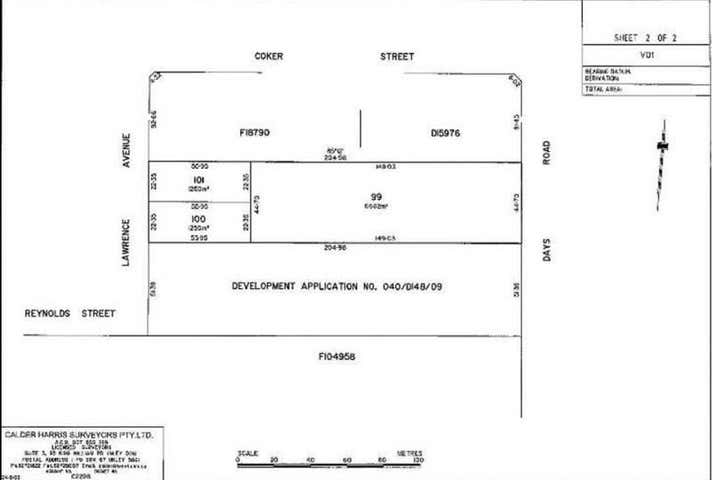 Lot 100 & 101 Lawrence Avenue Ferryden Park SA 5010 - Image 1