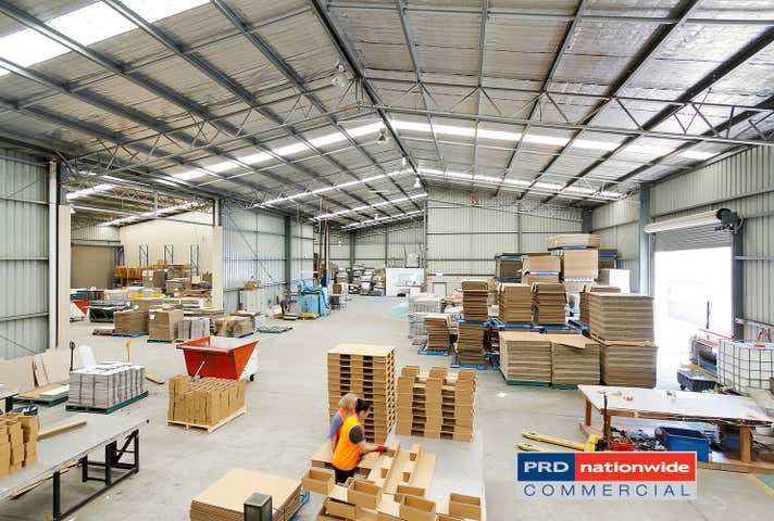 Industrial Warehouse Property Sale Western Sydney Nsw