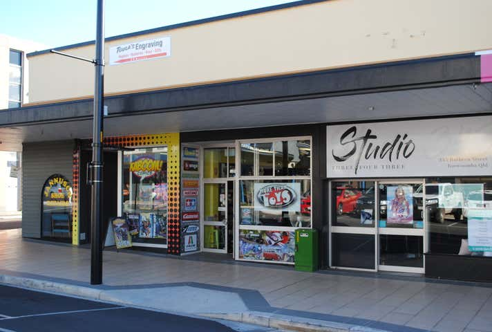 T2, 343 Ruthven Street Toowoomba City QLD 4350 - Image 1