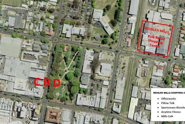 Woolen Mills, Shop  3A, 179-181 Byng Street Orange NSW 2800 - Image 1