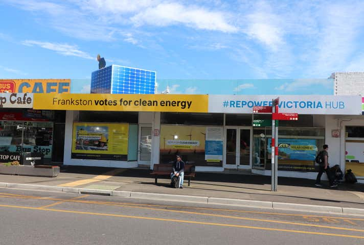 Rent solar panels at 130-132 Young Street Frankston, VIC 3199