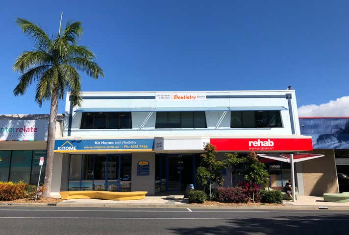 Suite 2&4/22 Park Avenue Coffs Harbour NSW 2450 - Image 1