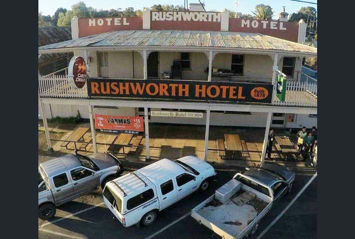 Rushworth Hotel, 15 Moora Road Rushworth VIC 3612 - Image 1