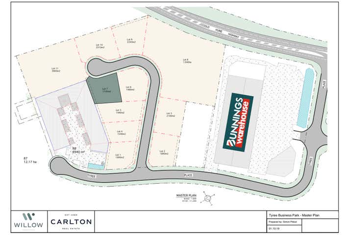 TYREE BUSINESS PARK, Lot 7 Tyree Place Mittagong NSW 2575 - Image 1