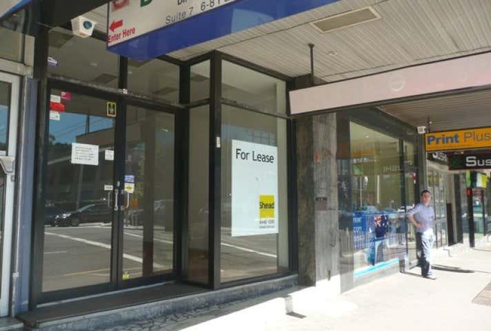 Shop 2, 6-8 Pacific Highway St Leonards NSW 2065 - Image 1