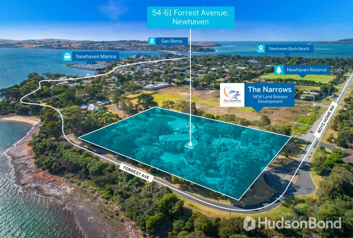 54-61 Forrest Avenue, Newhaven, Vic 3925